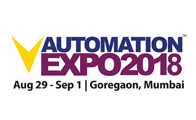 Supmea attending in Automation India Expo 2018