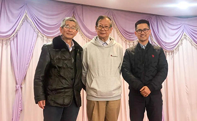 Dr. Li participated in the flowmeter exchange meeting of Instrument and Control Society